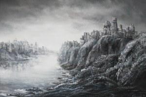 Andrzej Fronczak, Nad rzeką..., 2019
