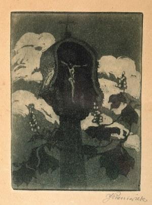Józef Pieniążek (1888 Pychowice -1953 Kraków), Kapliczka