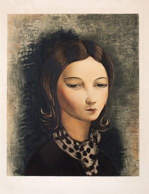 Mojżesz Kisling (1891 Kraków - 1953 Sanary-sur-Mer), Portret młodej dziewczyny