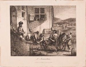 Vivant Denon (1747-1825), Le Samaritain, pocz. XIX w.