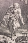 Pierre Aveline (1702–1760), Zwierzęta wchodzące na Arkę Noego, 1750-1757