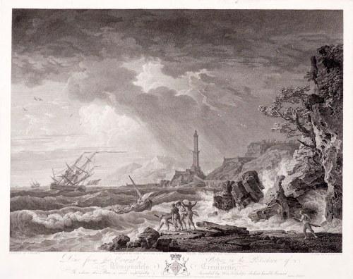 James Fittler (1758 – 1835), Burza, 1820