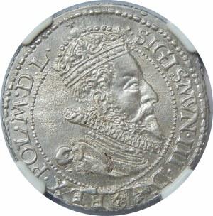 Zygmunt III Waza, Szóstak 1599, Malbork – mała głowa króla