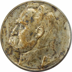 10 złotych Piłsudski Strzelecki 1934