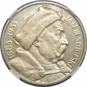 PRÓBA 10 złotych Sobieski 1933