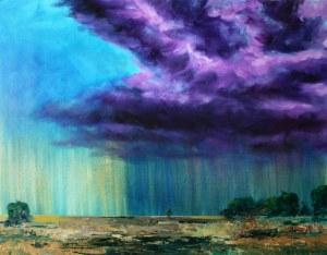 Cyprian Nocoń, Purple Rain, 2020
