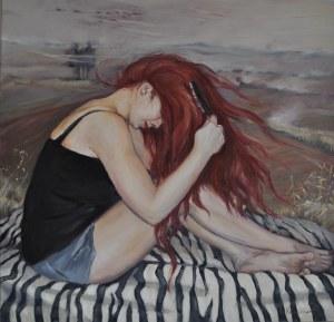 Małgorzata Korenkiewicz, Czesząca włosy