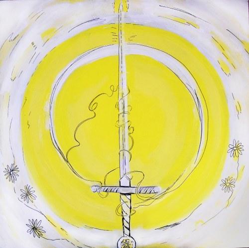 Magdalena Tchórz, Moje Słońce i mój miecz