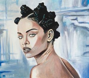 Ilona Foryś (1980), Rihanna (2016)