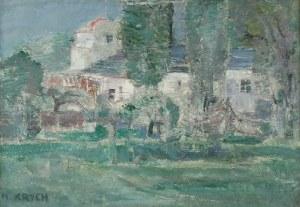 Henryk Krych (1905 - 1980), Wieś rybacka II