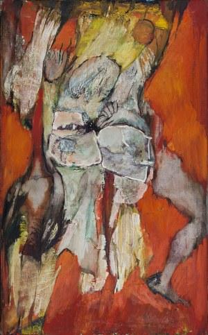 Krystyna GOLUS-MOŻEJKO (ur. 1936), Bez tytułu, 1967