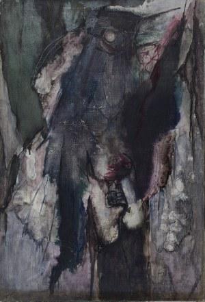 Krystyna GOLUS-MOŻEJKO (ur. 1936), Bez tytułu [Robak], 1968