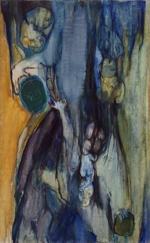 Krystyna GOLUS-MOŻEJKO (ur. 1936), Bez tytuł, 1964
