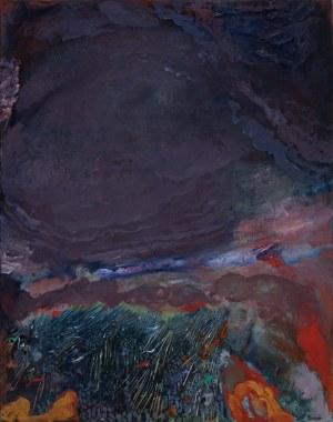 Krystyna GOLUS-MOŻEJKO (ur. 1936), Bitwa, 2013