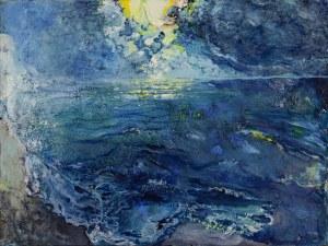 Krystyna GOLUS-MOŻEJKO (ur. 1936), Bez tytułu, 2019