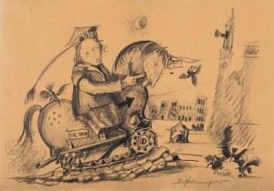 Daniel de Tramecourt, Fantazje z Kazimierza Dolnego, 1985