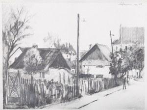 Daniel de Tramecourt, Kazimierz Dolny, 1992