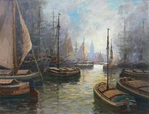 Josef Dederichs (1873-1948/58), Port