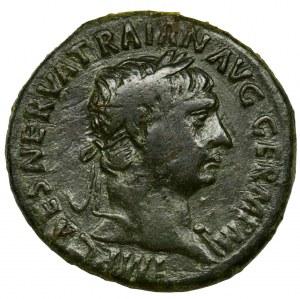 Roman Imperial, Trajan, As