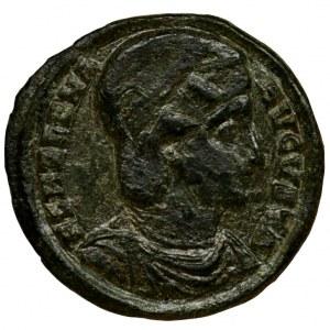 Roman Imperial, Helena Augusta, Follis - RARE