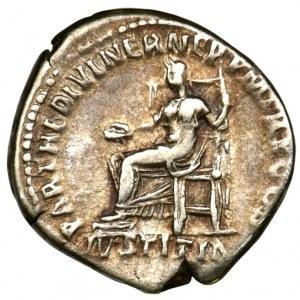 Roman Imperial, Hadrian, Denarius