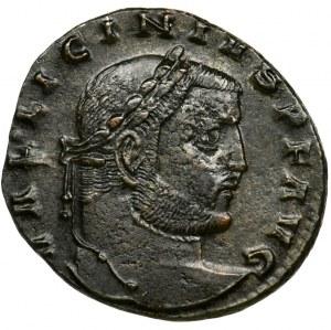 Roman Imperial, Licinius I, Follis