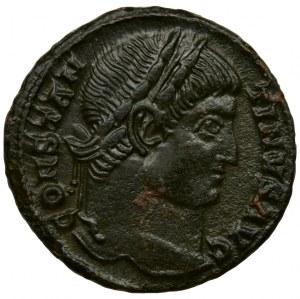 Roman Imperial, Constantine I the Great, Follis