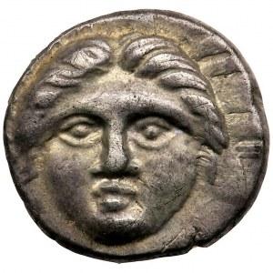 Greece, Thrace, Apollonia Pontica, Diobol - RARE