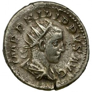 Roman Imperial, Philip II, Antoninianus