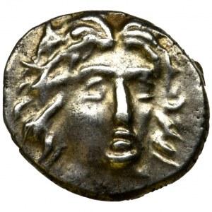 Grecja, Karia, Rodos, Drachma