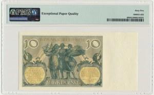 10 złotych 1929 - FV - PMG 65 EPQ
