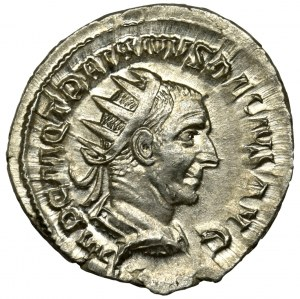 Roman Imperial, Trajan Decius, Antoninianus - VERY RARE