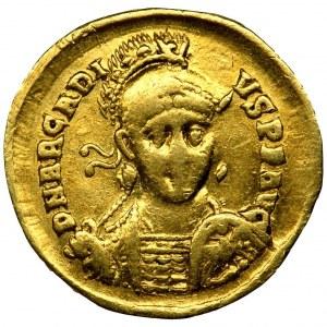 Roman Imperial, Arcadius, Solidus