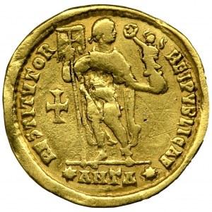 Roman Imperial, Valens, Solidus - VERY RARE