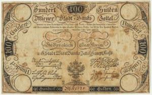 100 złotych (guldenów) reńskich 1806 - RZADKOŚĆ
