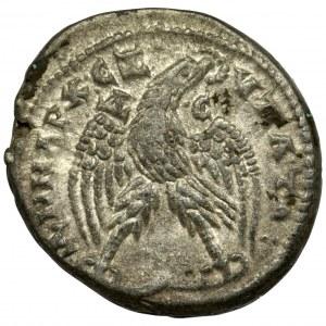 Rzym Prowincjonalny, Syria, Seleucja i Pieria, Makrynus, Tetradrachma