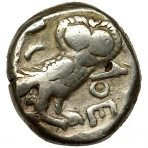 Grecja, Attyka, Ateny, Tetradrachma