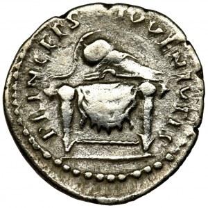 Cesarstwo Rzymskie, Domicjan, Denar