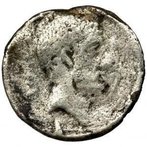 Roman Republic, Brutus, Denarius