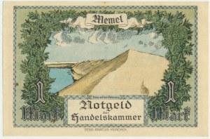 Memel, 1 mark 1922