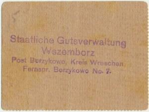 Poznań - Wszemborz - Królewska Komisja Osadnicza, 1 marka (1914)