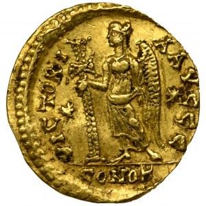 Roman Imperial, Zeno, Solidus - RARE