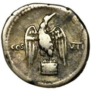 Roman Imperial, Vespasian, Denarius - RARE