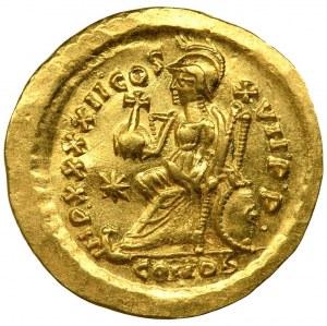 Roman Imperial, Theodosius II, Solidus
