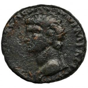 Roman Provincial, Macedon, Philippi, Claudius, Tetrassarion - VERY RARE