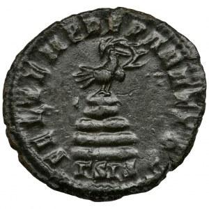 Roman Imperial, Constans, Follis