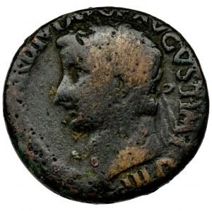Roman Imperial, Tiberius, As