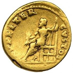 Roman Imperial, Nero, Aureus - RARE
