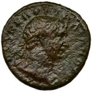 Roman Imperial, Trajan, Quadrans - RARE