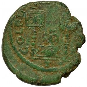Roman Provincial, Thrace, Deultum, Tranquillina, AE22 - VERY RARE